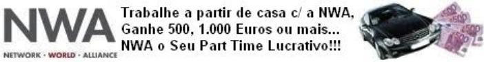 Part Time NWA, a Oportunidade para Ganhar Dinheiro que Esperava!!!